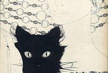 Cats in Art / by Judy M