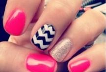 Nail designs / by Sarah Lake