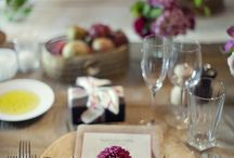 At The Table / by Caryn Whittle