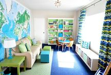 Home: Playroom / Guest room / by Zoe Hurtado