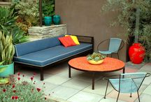 Home - Garden / Outdoor Lounge / Hanging out, outside. / by Souris Hong-Porretta