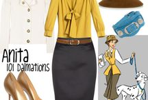 Disney Inspired Outfits / by Kristina Trait