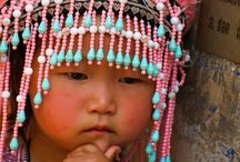 Cultures of the World / The many differenent People of the World / by Vivian Ericson