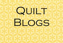 Let's Blog About it / Look here for quilting and sewing blogs! / by Quilters Club of America