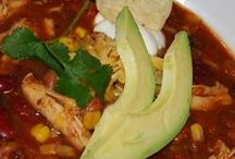 Chili Soups Stews / Hearty one-pot favorites / by Jerri Jarvis