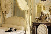 Bedrooms I ❤ / by Linda L. Floyd Interior Design