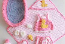 Crochet for Dolls / by Cari Stenzel