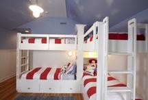 Kids rooms / by Lorinda Turley