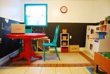 playroom / by Corrie Kentner