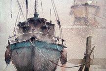 boats / by Gail Benton