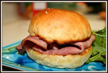 TASTY SANDWICHES / by Mary Lois Rowe-Bryant