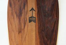 Woodern Bodyboards / by Thomas Loder