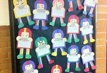 School-Bulletin Boards / by Susan Coltharp
