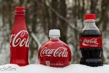 Coca-Cola Products / by C H E R R Y
