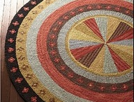 Hooked rugs / by Nancy Moore