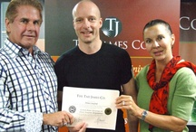 NLP Master Practitioner: Sydney [June 2012] / Last June of 2012, Drs. Tad and Adriana James conducted the NLP Master Practitioner Certification Training in Sydney, Australia.  / by Tad James Company
