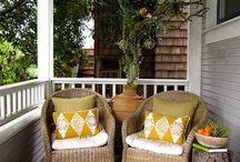 Porch prettiness! / by Lisa Gedert