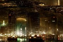 Futuristic cities / by Michael