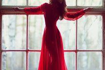 Red / by Lauren Hughes