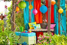 Yard Ideas / by Marveena Miller Shanahan