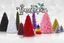 Treetopia's Annual Secret Santa Sweepstakes 2013 / Treetopia's Secret Santa Sweepstakes is back on its second year to spread more holiday cheer!  Get a chance to win a pair of stylish Christmas trees - one for you and one for your friend!  JOIN NOW! --> https://www.facebook.com/treetopia/app_448301905230676 / by Treetopia Artificial Christmas Trees