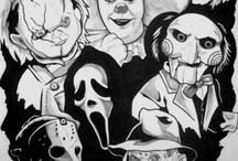 Horror Movies  / by Alison Patro