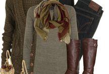 Fashionista - Fall/Winter / by Laurel Johnson