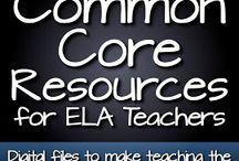 Common Core Resources / by Susana Contreras