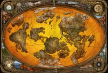 Maps and Globes / by Lori Smith