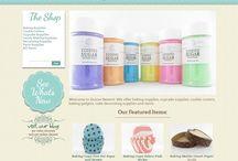 Website Design / by Katie Anderson