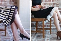Women's Clothing / Outfits that I need! / by Bee and Daisy Party Studio