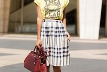 Street Style / by Veronica Torres