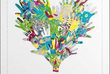 art auction ideas / by Amy Allen