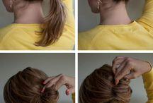 hair styles / by Talitha Gross
