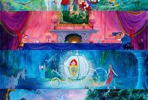 Disney = Love / by Monica Garcia