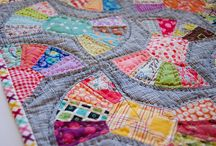 HANDQUILTING / by Leslie M