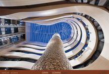 hotel design / by Meredith Johansen