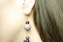Earrings / by Paula Recabarren