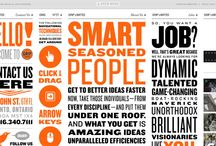 Fonts  / Fonts Fonts and more Fonts / by Noland // High Five Media