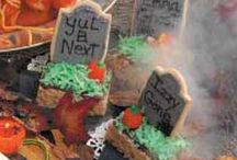 halloween treats / by rachele richardson
