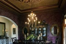 Dining room / by Samantha Daggett