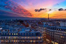 Around the World | France / by Shana Brennan