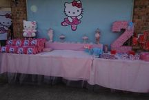 Hello Kitty Party / by Sheri L
