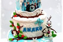 movie: Frozen / by All About Fondant (and others)