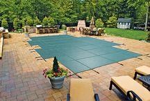 Pool Covers / by PoolSpaOutdoor.com