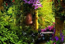 Beautiful Gardens & Scenery from around the Globe / by vicki quad