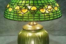 Tifanny Lamps  / by Linda Aubrey
