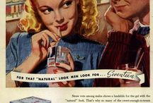 Vintage Ads / by Aubrie Weber