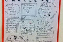 Free Draw Activities / by Caitlin Lofaro