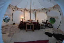 Glamping / by Pauleenanne Design